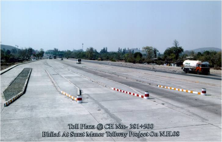 Toll Plaza - Bhilad