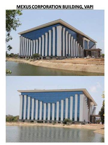 Mexus Corporate Bldg - Vapi