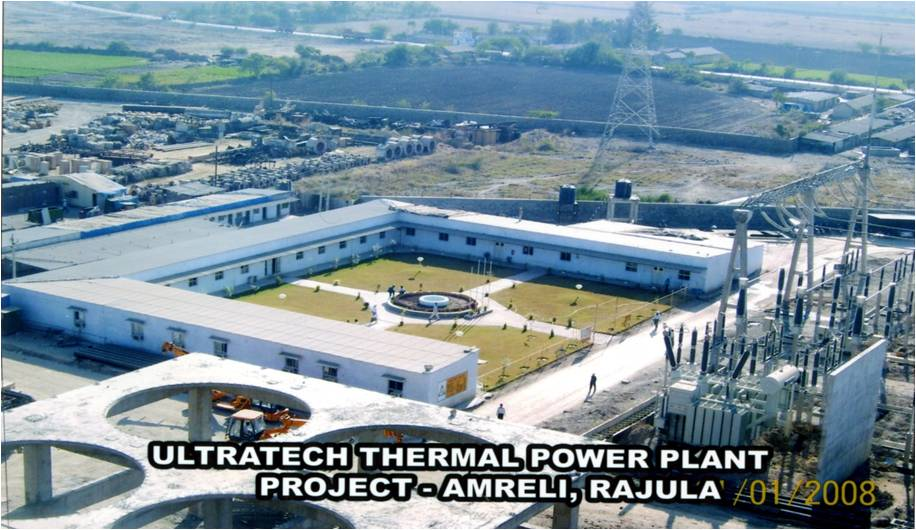 Ultratec Thermal Power Plant - Rajula